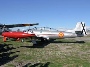 EC-DXR - Fundación Infante de Orleans - FIO Hispano Aviación HA-200D Saeta