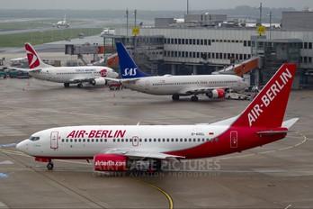 D-AGEL - Air Berlin Boeing 737-700