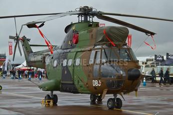 1510 - France - Army Sud Aviation SA-330 Puma