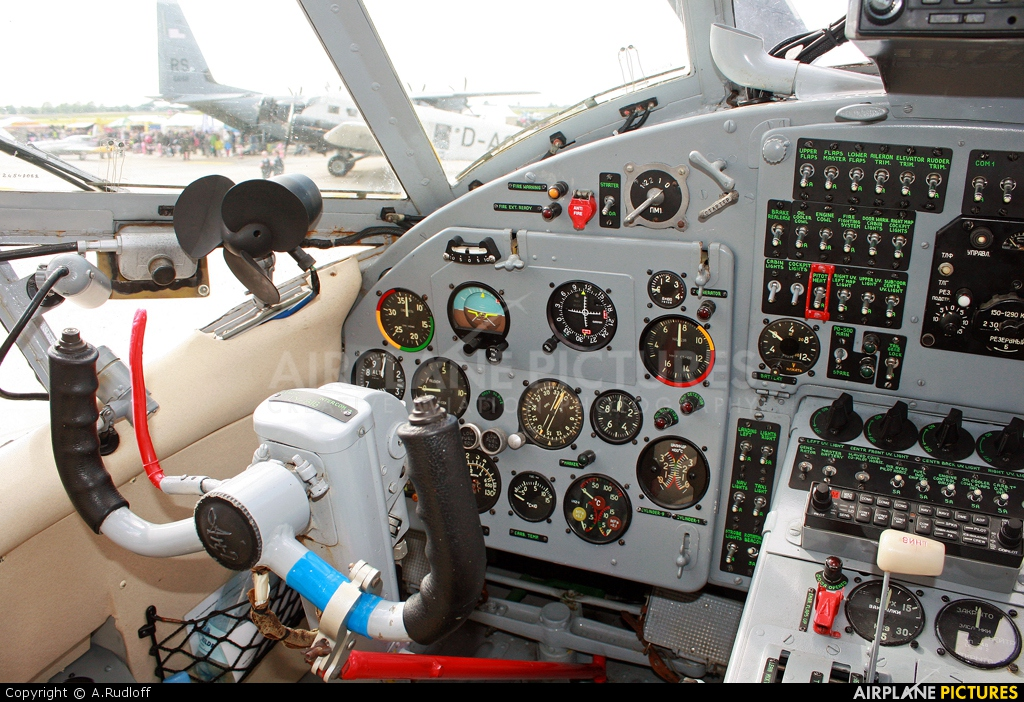 Air Unique LY-BIG aircraft at Copenhagen Roskilde