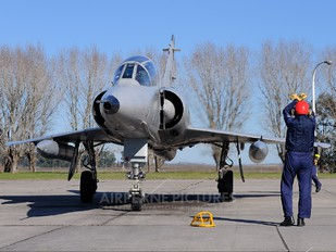 C-438 - Argentina - Air Force Israel IAI Dagger