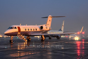 86-0201 - USA - Air Force Gulfstream Aerospace C-20E