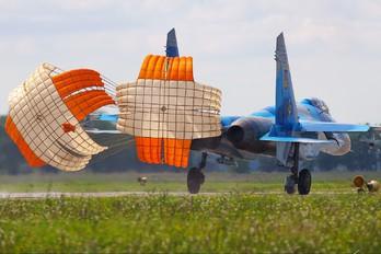 26 - Ukraine - Air Force Sukhoi Su-27