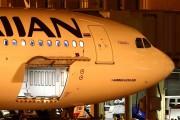 N381HA - Hawaiian Airlines Airbus A330-200 aircraft