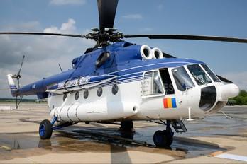 110 - Romania - Police Mil Mi-17
