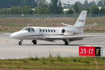 CS-DDV - Air Jetsul Aviation Cessna 550 Citation II