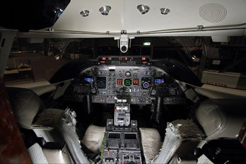 - - Private Learjet 60
