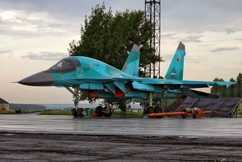 46 - Russia - Air Force Sukhoi Su-34