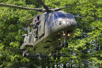 ZJ132 - Royal Air Force Agusta Westland AW 101 411 Merlin HC.3