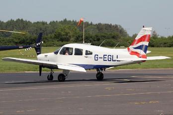G-EGLL - Private Piper PA-28 Archer