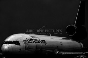 D-ALCP - Lufthansa Cargo McDonnell Douglas MD-11F