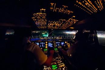LX-PCV - Cargolux Boeing 747-400F, ERF