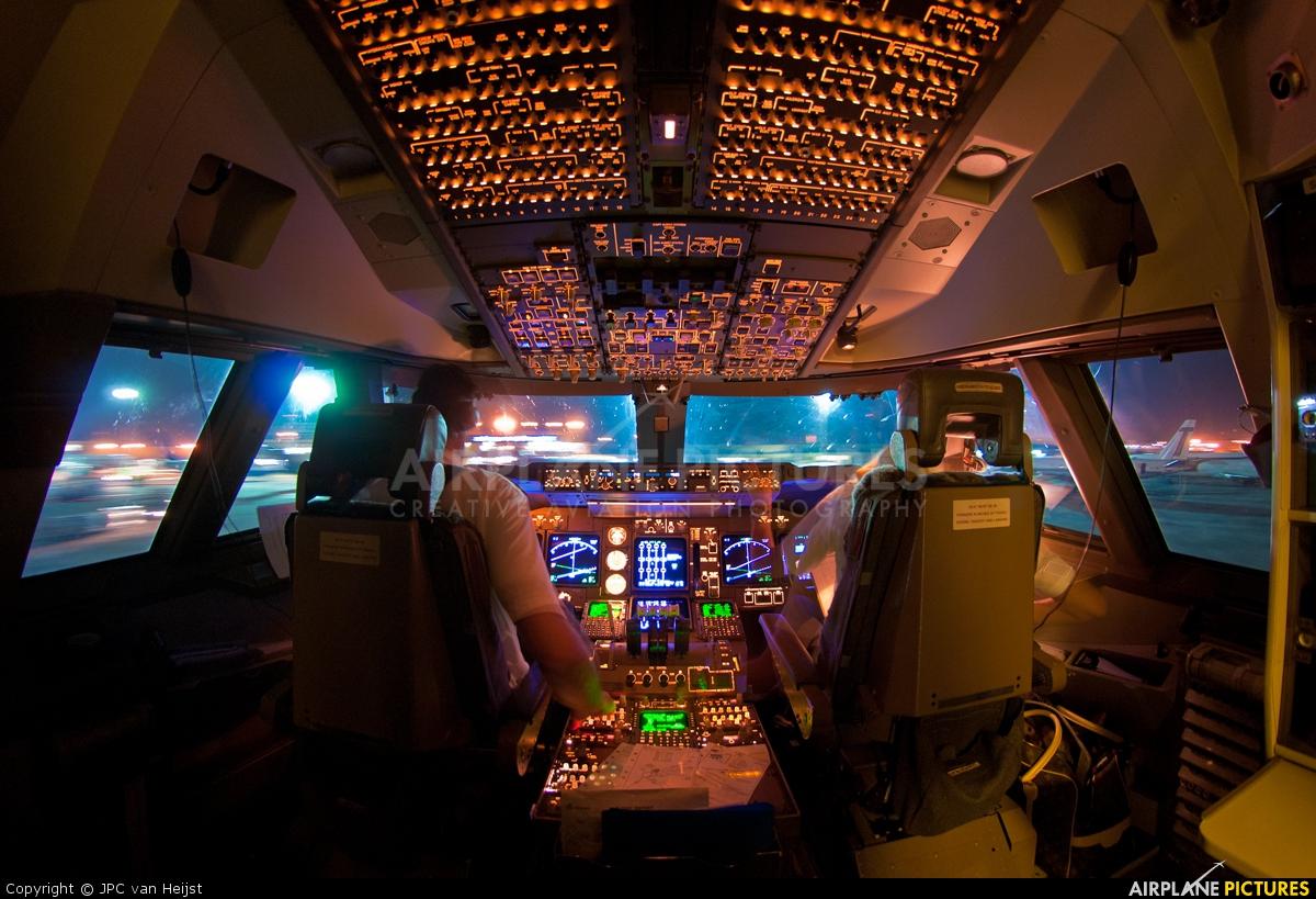 Cargolux LX-PCV aircraft at N Djili - Kinshasa Intl