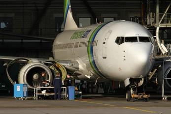 PH-HZK - Transavia Boeing 737-800