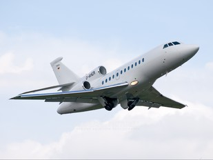 D-AHER - Private Dassault Falcon 900 series