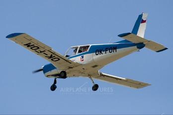 OK-FOM - Aeroklub Czech Republic Zlín Aircraft Z-43