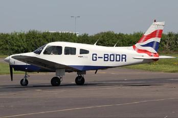 G-BODR - British Airways Flying Club Piper PA-28 Archer
