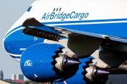VQ-BLR - Air Bridge Cargo Boeing 747-8F aircraft