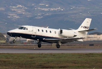 I-CMAD - Aliven Cessna 560XL Citation XLS