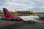 9Q-CCO - CAA - Compagnie Africaine d'Aviation Airbus A320 aircraft