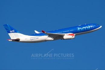 G-WWBD - BMI British Midland Airbus A330-200