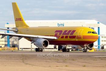 EI-OZH - DHL Cargo Airbus A300F