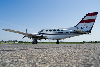 OE-FBF - Private Cessna 414