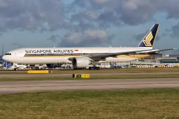 9V-SWM - Singapore Airlines Boeing 777-300ER