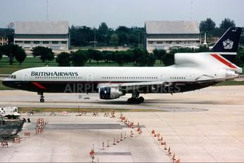 G-BHBN - British Airways Lockheed L-1011-200 TriStar