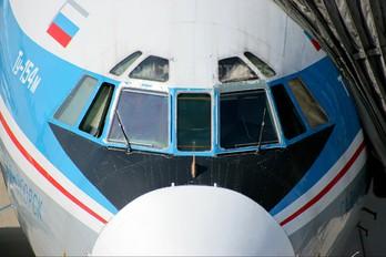 RA-85676 - Vladivostok Avia Tupolev Tu-154M