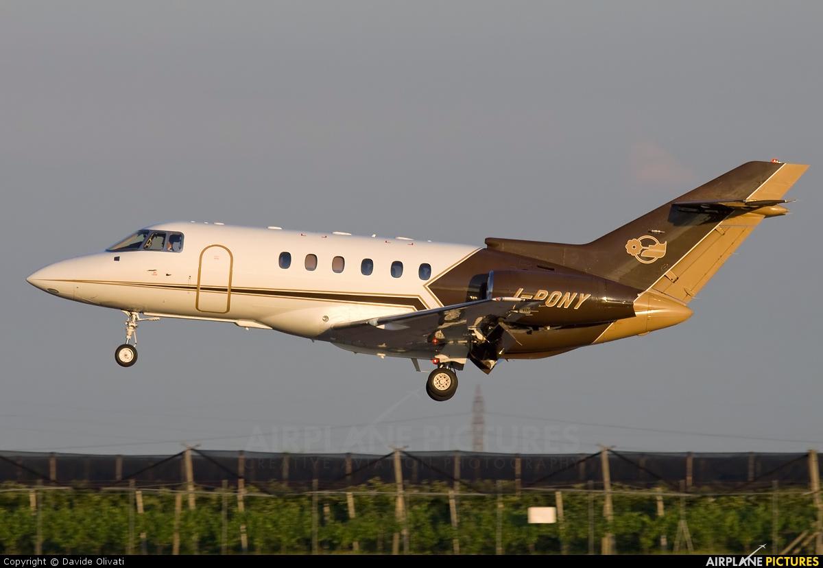 Alba Servizi Aerotrasporti I-RONY aircraft at Verona - Villafranca