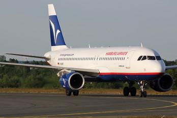 D-AHHC - Hamburg Airways Airbus A320