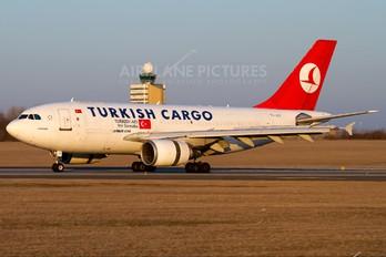 TC-JCT - Turkish Cargo Airbus A310F