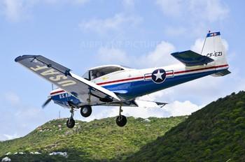 CF-EZI - Private North American Navion