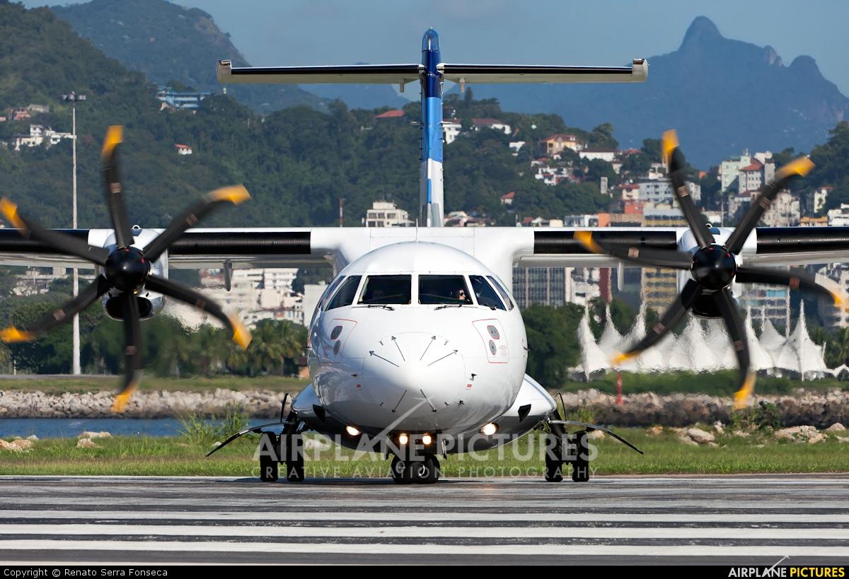 Trip Linhas Aéreas PR-TKF aircraft at Rio de Janeiro - Santos Dumont