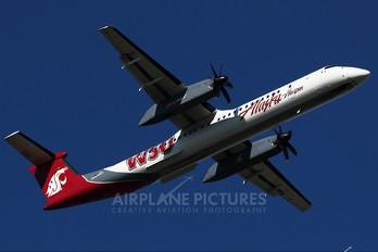 N401QX - Alaska Airlines - Horizon Air de Havilland Canada DHC-8-400Q / Bombardier Q400