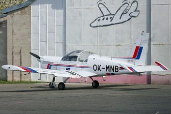 ZLíN-142 - Aeroklub Czech Republic Zlín Aircraft Z-142