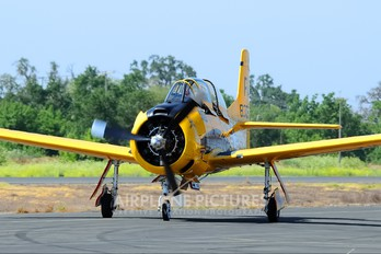 N306WW - Private North American T-28B Trojan