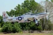N4223A - Private North American P-51D Mustang aircraft