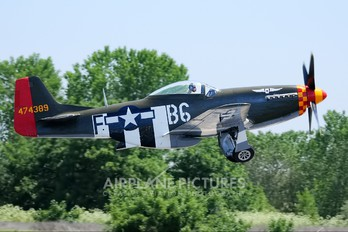 N64824 - Private North American P-51D Mustang