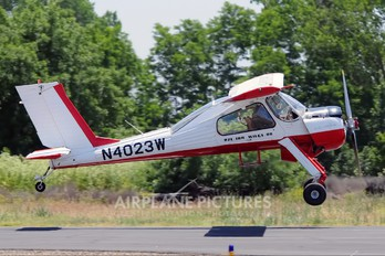 N4023W - Private PZL 104 Wilga 35A