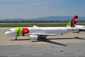 CS--TNK - TAP Portugal Airbus A320
