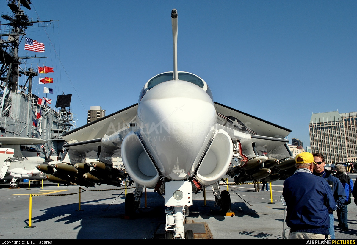 USA - Navy 151782 aircraft at San Diego - USS Midway Museum