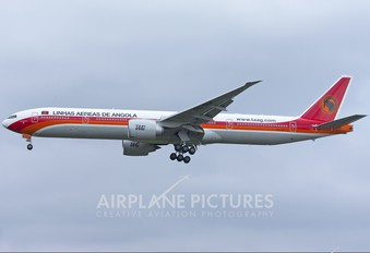 D2-TEH - TAAG - Angola Airlines Boeing 777-300