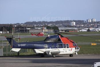 G-CHCF - CHC Scotia Aerospatiale AS332 Super Puma L (and later models)