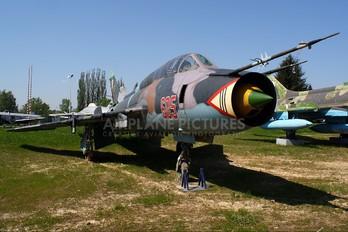 605 - Poland - Air Force Sukhoi Su-22UM-3K
