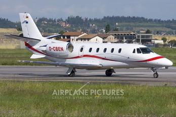 D-CBEN - Private Cessna 560 Citation Ultra