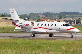 D-CBEN - Private Cessna 560 Citation Ultra