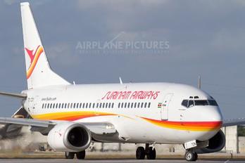 PZ-TCN - Surinam Airways Boeing 737-300