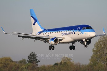 ES-AEB - Estonian Air Embraer ERJ-170 (170-100)